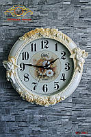 """Часы настенные """"Милые ангелочки""""."""