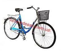 Дорожный женский велосипед Салют 28 дюймов Азимут
