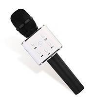Микрофон караоке динамик + bluetooth Tuxun Q7 беспроводной