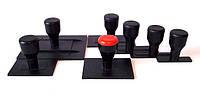 Печати  штампы на пластиковой оснастке