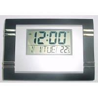 Многофункциональные часы для дома KK 6869, с градусником