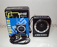 Радиоприемник колонка NNS NS-017U
