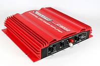Усилитель звука CAR AMP 500.2, фирменный уселитель Cougar