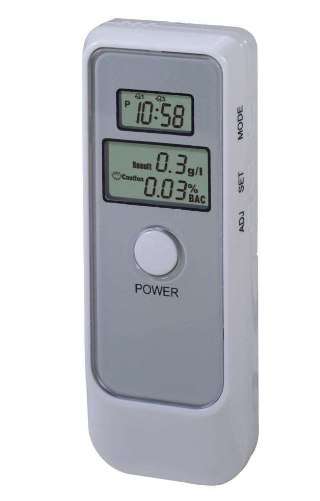 Карманный цифровой алкотестер с LCD и часами 6379 Распродажа -  интернет-магазин «sGen» в Днепре