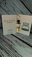 Парфюмерное масло с феромонами 5 мл Gucci Bamboo