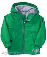 Gap Куртка, ветровка зелёная на мальчика