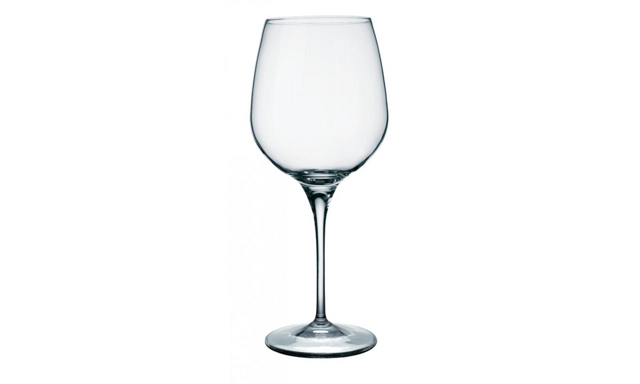 Бокал для вина красного 830 мл. большой на ножке, стеклянный Premium, Bormioli Rocco