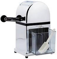 Измельчитель льда механический, посуда для бара