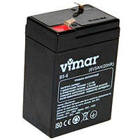 Аккумулятор / аккумуляторная батарея   5 Ah VIMAR B5-6 6В