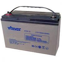 Аккумулятор / аккумуляторная батарея 100 Ah VIMAR B100-12 12В