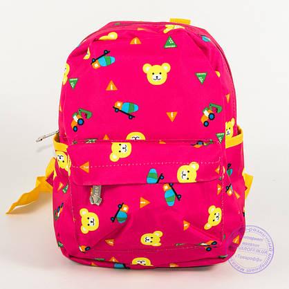Детский рюкзак для девочек - розовый - 132, фото 2