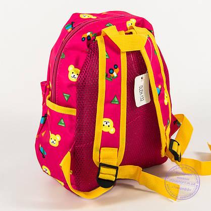 Детский рюкзак для девочек - розовый - 132, фото 3