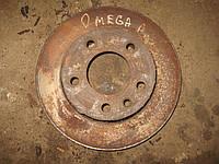 Диск тормозной передний Опель Омега А Opel Omega A