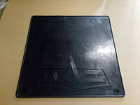 Брызговик МАЗ переднего крыла (резина) 500*540 мм 5336-8403276