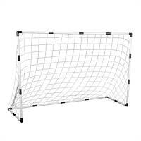 Футбольные ворота детские с мячом, набор JN58020
