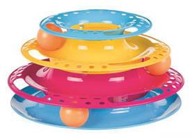 Trixie TX-41345 іграшка для котів Кругла башта