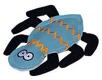 Trixie TX-45589 игрушка  для кошек Паук (искусственная кожа/войлок)