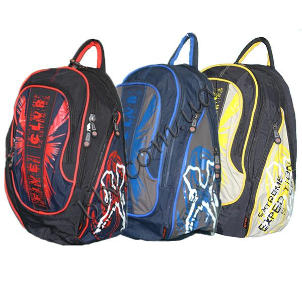 молодежные рюкзаки, сумки и кошельки