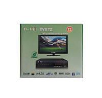 Цифровой эфирный DVB-T2 ресивер Q168
