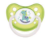 Пустышка силиконовая симметричная Canpol Babies (18+ мес) Toys Ночная 1 шт.