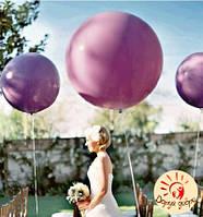 № 19 Большие шары с гелием 80см Днепр