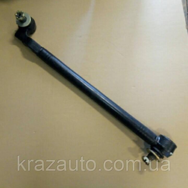 Тяга рулевая продольная КрАЗ 6505-3414010