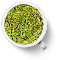 Китайский зеленый чай Лун Цзин (Премиум)
