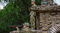 Детский военный костюм Киборг камуфляж MTP копия взрослого костюма