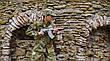 Детский военный костюм для мальчиков Киборг камуфляж MTP, фото 3