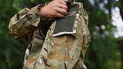 Военная форма для детей костюм Киборг камуфляж MTP, фото 3