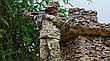 Детский военный костюм для мальчиков Киборг камуфляж MTP, фото 4