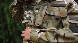 Военная форма для детей костюм Киборг камуфляж MTP, фото 2