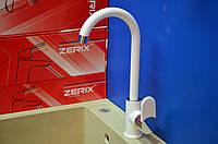 Смеситель для кухни Zerix Z40223-7 с креплением на гайке