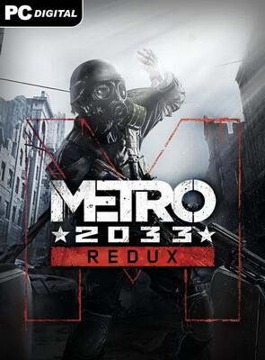 Metro 2033 Redux (PC) Лицензия