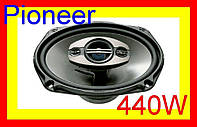 Автоколонки, акустика Pioneer TS-A6983S 440Вт