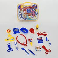 Игровой набор Доктор стоматолог 8409 B-1 / 8409 D-1 в чемоданчике
