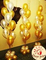 №15 Стойки из гелиевых шаров Днепр, фото 1