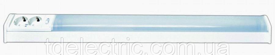 Светильник люминесцентный TL 3020 18W RDL (с розетками)