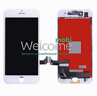 IPhone7 LCD+touchscreen white high copy