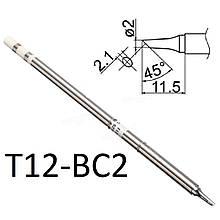 Жало для паяльника Т12 для паял станций T12-BC2 косой срез