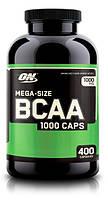 Optimum Nutrition BCAA 400caps, фото 1
