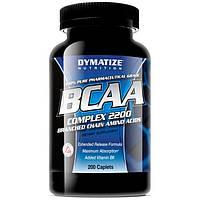 Dymatize BCAA Complex 2200, 200tab