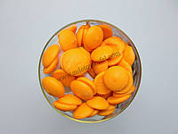 """Цветной шоколад со вкусом апельсина  100 г. ТМ """"Barry Callebaut Belgium"""""""