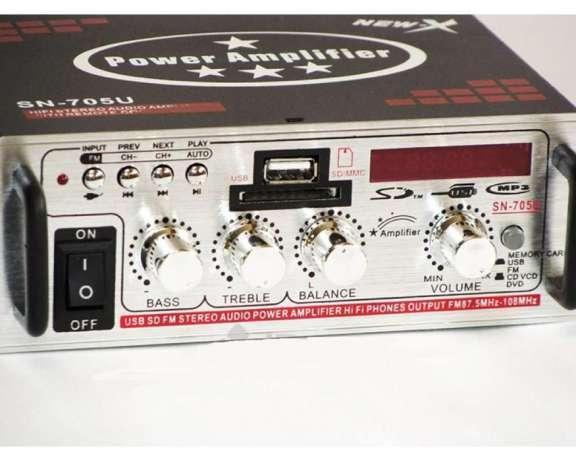 Усилитель звука UKC SN-705U -  интернет-магазин «sGen» в Днепре