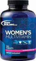 Bodybuilding.com Women Multi Vitamin120tabs