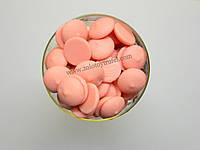 """Цветной шоколад со вкусом клубники 100 г. ТМ """"Barry Callebaut Belgium"""""""