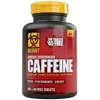 PVL Mutant Caffeine 240caps, фото 1