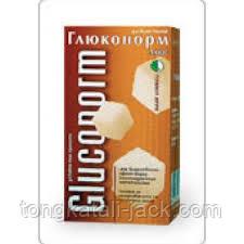 Глюконорм таблетки №120, 500 мл. для нормализации сахара в крови