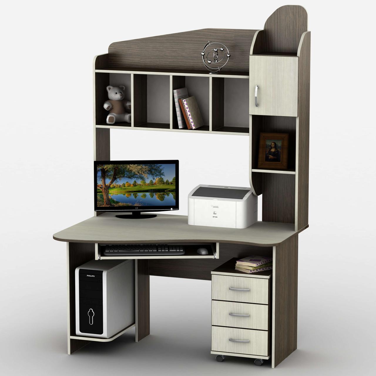 Комп'ютерний стіл Тіса-27 Тіса меблі