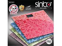 Весы напольные SINBO 4430 scale